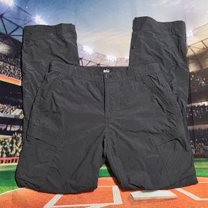 REI Cargo Pants Gray Size 34x34